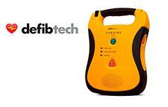 Desfibrilador semiautomático DESA defibtec Lifeline 2800