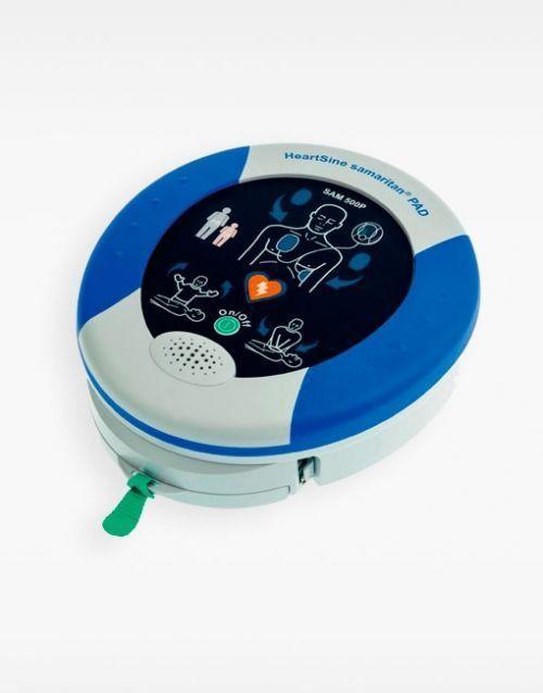 Desfribilador semiautomático Heart-Samaritan Pad 500P 2