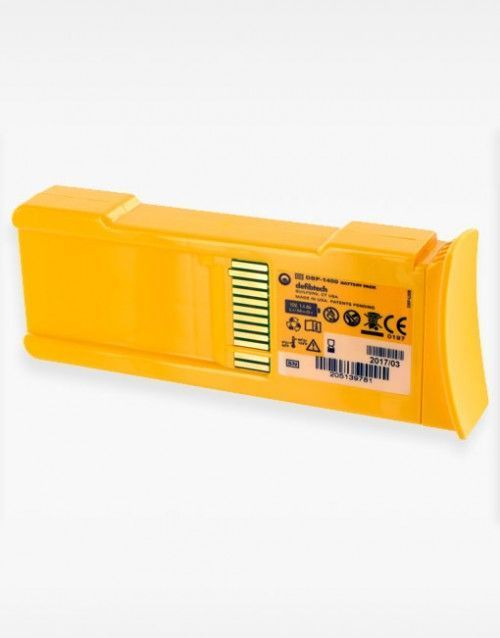 DBP1400 Batería defibtech estandar