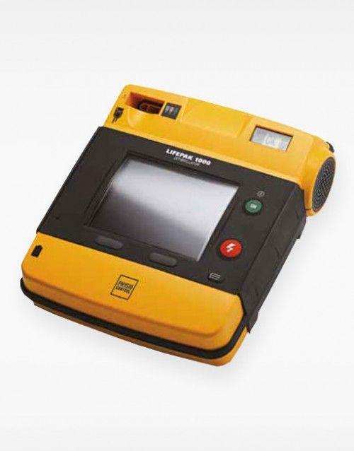 Desfibrilador semiautomático Mectronic LifePak1000
