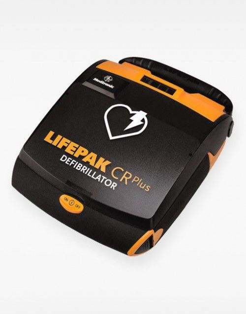 Desfibrilador Medtronic Lifepak CR Plus