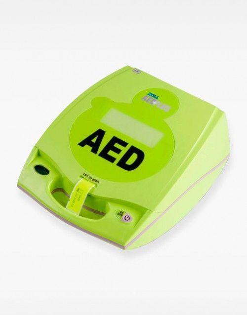 Desfibrilador semiautomático Zoll AED Plus