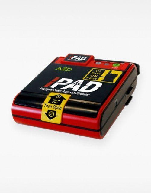Desfibrilador semiautomático iPAD-NF1200 CU Medical