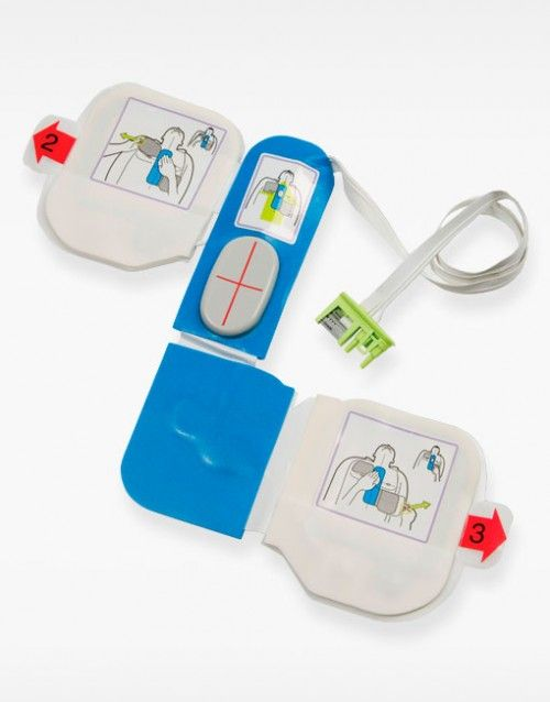 Electrodos CPR-D-PADZ Zoll AED Plus