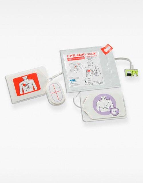 Electrodos multifunción adulto STAT-PADZ II Zoll