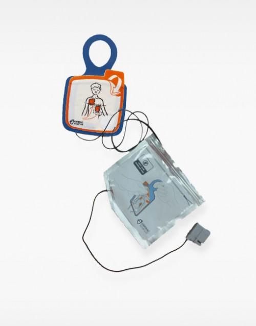 Electrodos pediátricos trainer Cardiac Science