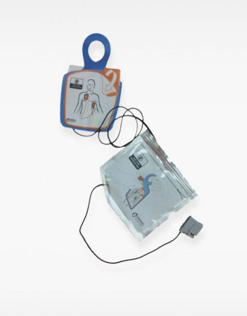 Electrodos trainer Cardiac Science
